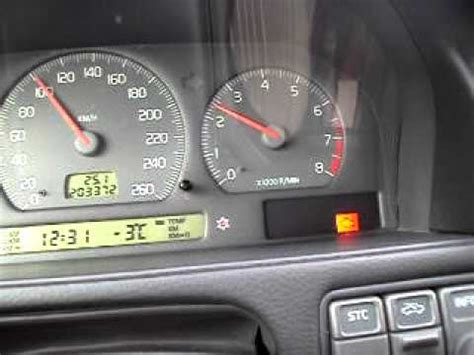 volvo   cruising rpm fluctuation issue youtube