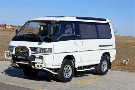 mitsubishi delica beast and cheapest way to import mitsubishi delica from