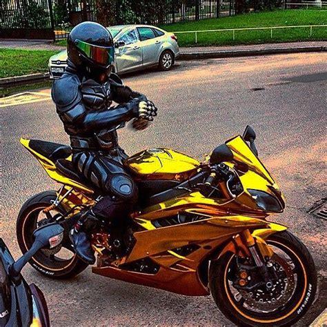 gold motorcycle dark knight gold r6 via ruviero バイク pinterest is