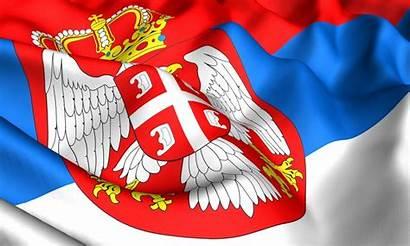 Flag Serbian Serbia Wallpapers