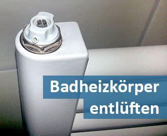 Selber Gemacht Heizung Entlueften by Badezimmer Heizung Entl 252 Ften Badezimmer