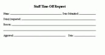 Monthly Staff Schedule Template Excel 10 Request Form Templates Excel Templates