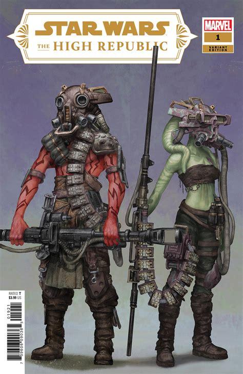 star wars  high republic revealed  publishing