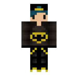 Minecraft Batman Skins