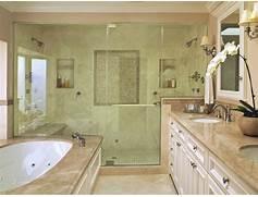 Bathroom Showers Photos  Seattle Tile Contractor  IRC Tile Services