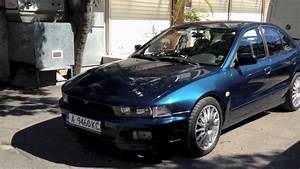 My Mitsubishi Galant 2 0 Gls 1998  I Love My Car