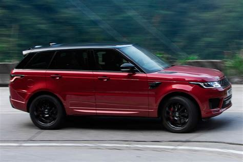 2019 Land Rover Range Rover Sport by 2019 Land Rover Range Rover Sport New Car Review Autotrader