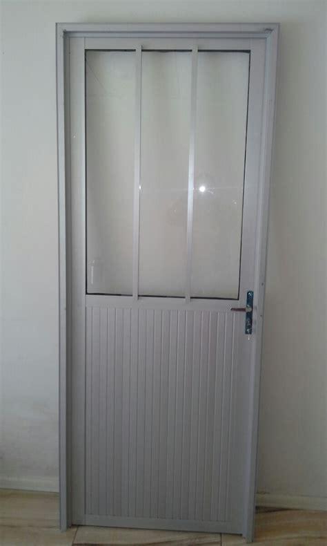 puertas de aluminio exterior nuevas serie
