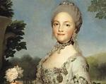 ca. 1765 Maria Luisa of Parma, Princesa de Asturias by ...