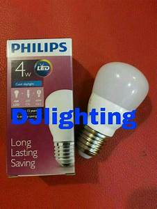 Jual Lampu Philips Led 4 Watt Putih Di Lapak Djlighting