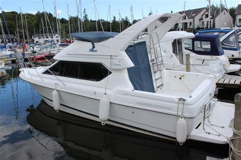 Bayliner Boats For Sale In Bc by 2000 Bayliner 2858 Ciera Command Bridge Power Boat For