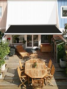 L Series  Luxury Manual Retractable Awning