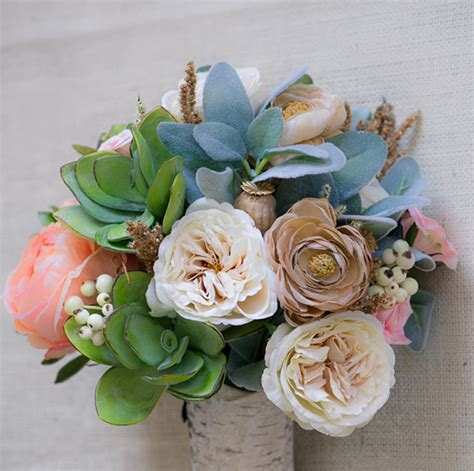 10 diy wedding bouquets