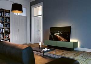 TV Mbel Brick 24h BR2001 Wei Satiniert 77 0129