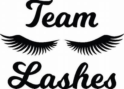 Lashes Staches Svg Team Reveal Gender Eyelashes