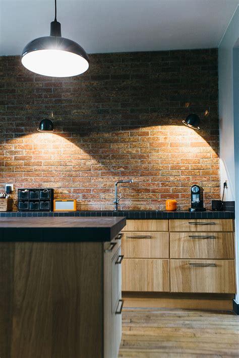 chaises hautes pour cuisine cuisine au style industriel les 8 détails qui changent tout