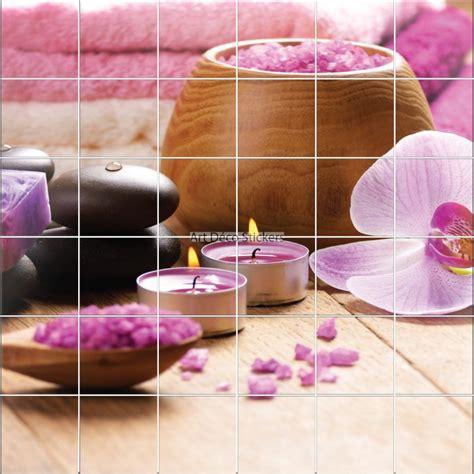 stickers zen pour salle de bain stickers pour salle de bain sur carrelage 4 stickers carrelage salle de bain zen survl