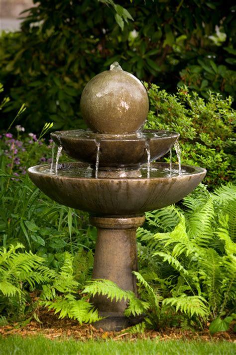 massarelli tranquility sphere spill fountain