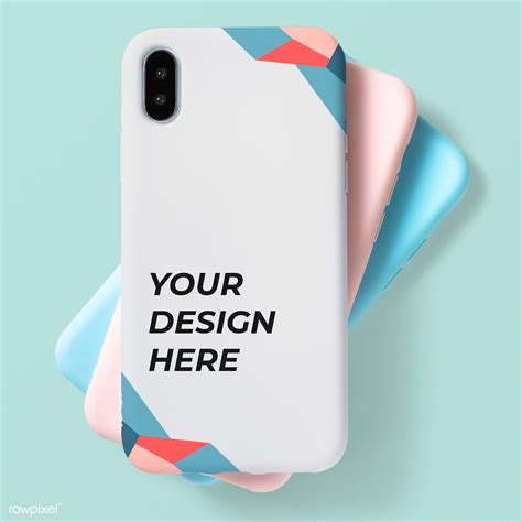 30+ customizable mobile phone case / cover mockup templates and pick up the best one design for presentation of your phone. Download premium psd of Pastel mobile phone case mockup ...