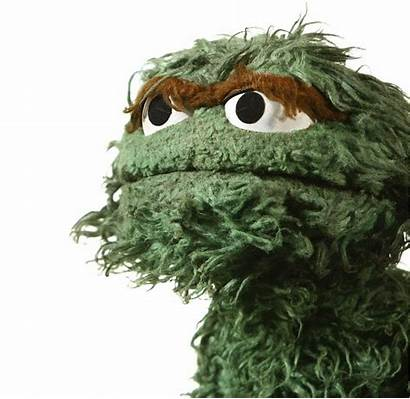 Sesame Street Quote Characters Oscar Grouch Ensemble