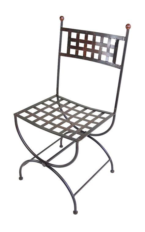 chaise en paille ikea cuisine fauteuil de jardin en fer forgã ivoire st