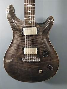 Prs Paul Reed Smith Custom 22 Charcoal Black