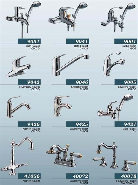 kitchen faucet types lavatory faucet