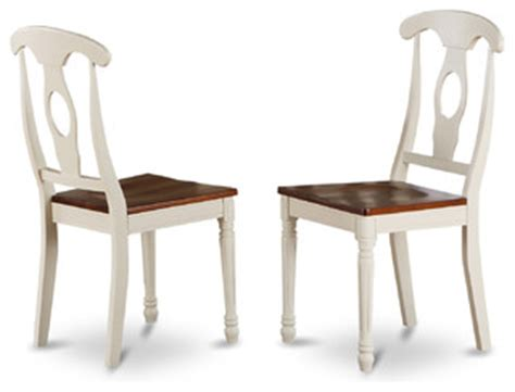 set of 2 napoleon styled kitchen chair style