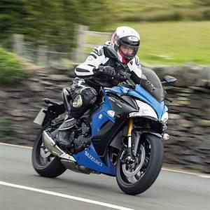Suzuki GSX S1000F Sport Bike