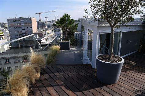 a vendre maison pos 233 e sur un toit d immeuble vue