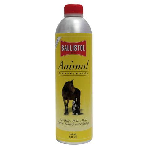 ballistol animal haut fell und ohrenpflege fuer pferd