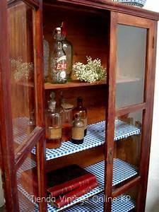 kp tienda vintage alacena vintage de madera
