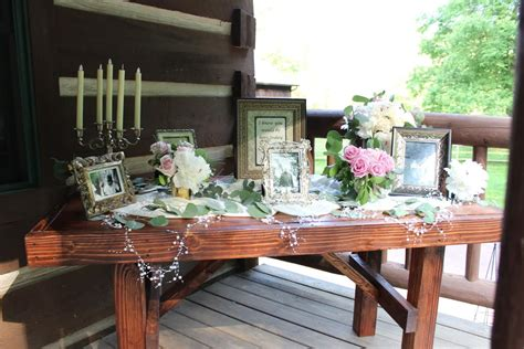 farmhouse table rentals for weddings showers or any