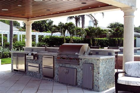 backyard kitchen construction and outdoor grill store just grillin ta fl 813 962 1700