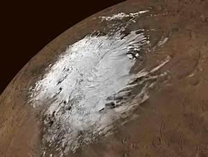 Cambio climático: la evolución del clima en Marte ...