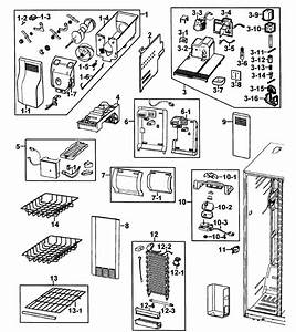Wiring Diagram  35 Samsung Ice Maker Parts Diagram