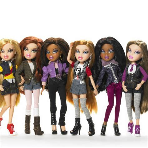 pics  love   level answer bratz dolls