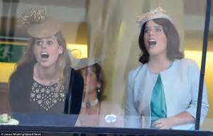 KATCHING MY I: Delighted Queen celebrates with Beatrice ...