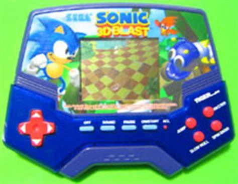 sonic  hedgehog usa lcd games