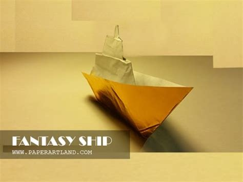 Origami War Boat by Origami For How To Make An Origami Boat That Floats