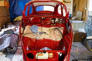 Restauracion Volkswagen Escarabajo 1965