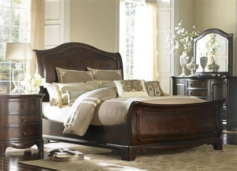 King Bedroom Sets Havertys by Bedroom Furniture Sutton Place King Sleigh Bed Bedroom