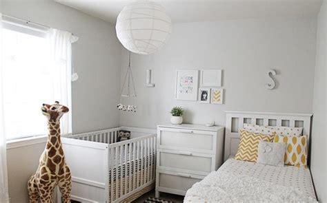 theme chambre b b mixte décoration chambre de bebe mixte