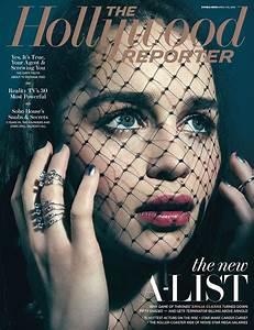 THR Cover: 'Game of Thrones' Star Emilia Clarke Leads ...