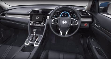 honda civic 2017 interior honda civic pakistan 2017 features price and release date