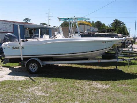 Center Console Boats For Sale Orange Beach Al by 2007 Angler 180 Center Console 18 Foot 2007 Boat In