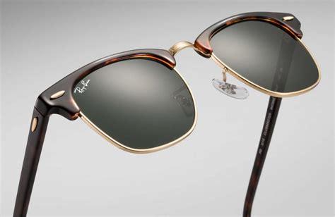 Occhiali da sole hanno avuto ruolo fondamentale nella vita quotidiana del 20 ° secolo. Ray-Ban Clubmaster Sunglasses Review | AlphaSunglasses