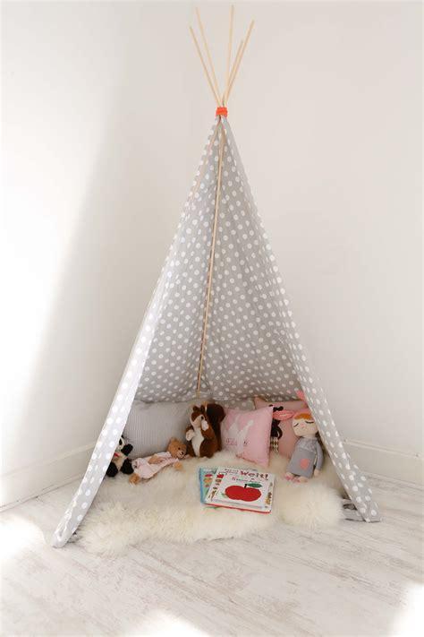 Tipi Zelt Kinderzimmer Diy by Diy Kinderzimmer Trend Tipi Einfach Selbst Bauen