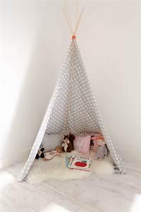 Zelt Kinderzimmer Nähen : diy kinderzimmer trend tipi einfach selbst bauen aktuelle trends einfache diy und zelte ~ Markanthonyermac.com Haus und Dekorationen