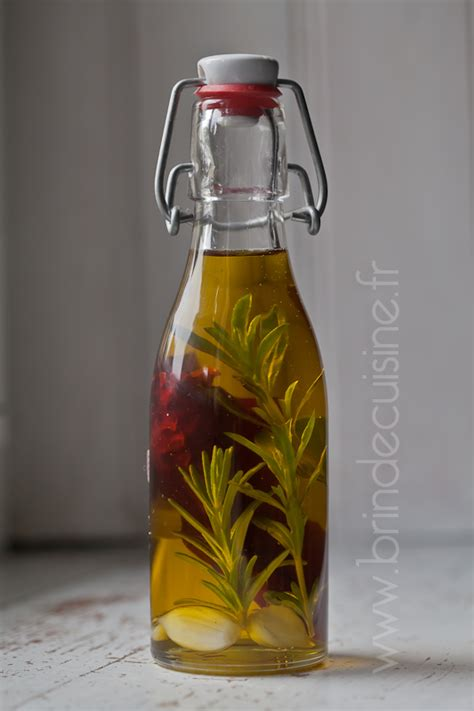 huile de cuisine huile parfumée et pimentée pour les plats d été brin de